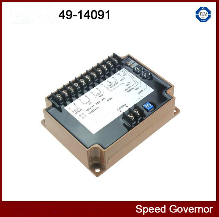 speed control module 4914090 generator electronic governor