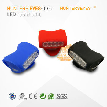 bicycle led dynamo flashlight