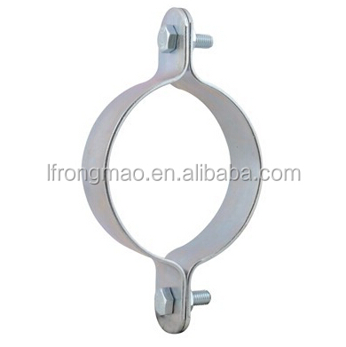 Steel Pipe Split Band Clip