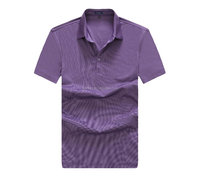 men's comfortable design short sleeve softtextile blank golf polo t shirt