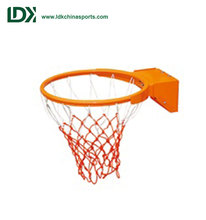 Official Size Steel Basketball Ring For Competition Basketball Hoop