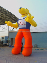 promotional advertising giant inflatable dog for sales