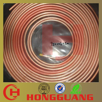 copper pancake coil tube for Air Conditioning and Refrigeration Field Service
