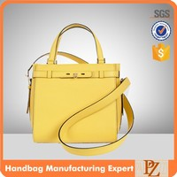 S030 Best Selling Fashion Brand PU Leather Bag for Women Guangzhou Handbag Supplier
