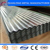prime quality aluminium zinc coating tile roof