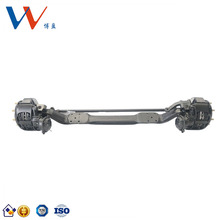 truck trailer spare parts low noise front steerable axle