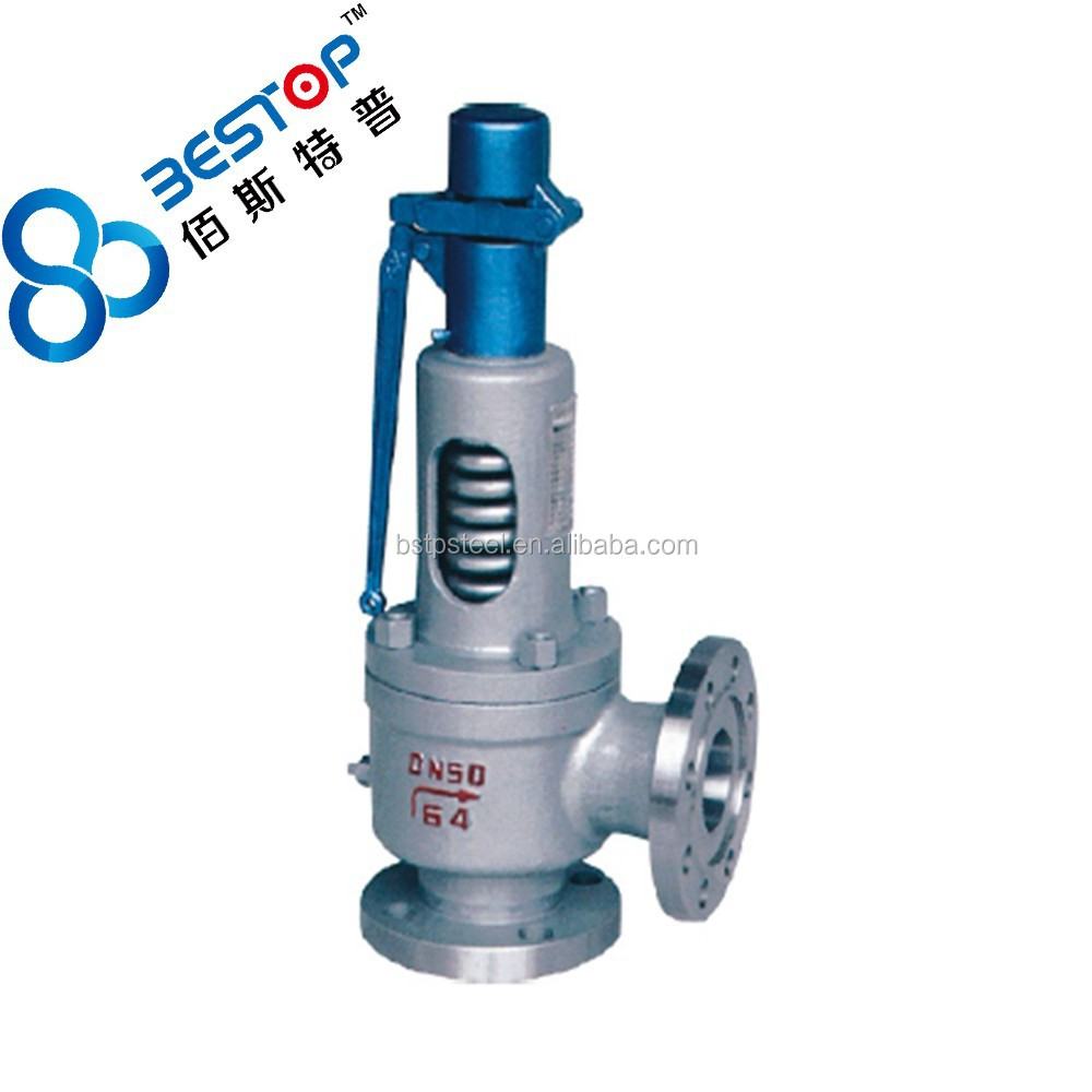 Lever safety valve WCB CF8