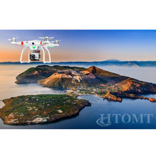 2016 HTOMT Octocopter drone professional for electric power pulling line and inspection X8 drone uav china manufacturer