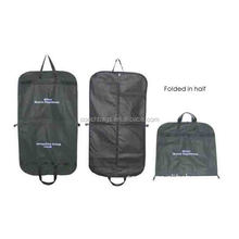 Eco-friendly wedding dress garment bags with high quality