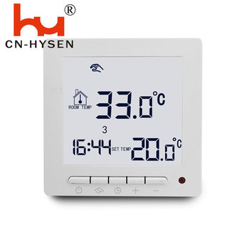 Hysen Cheap Room Digital Thermostat for Heating And Cooling System Temperature Controller