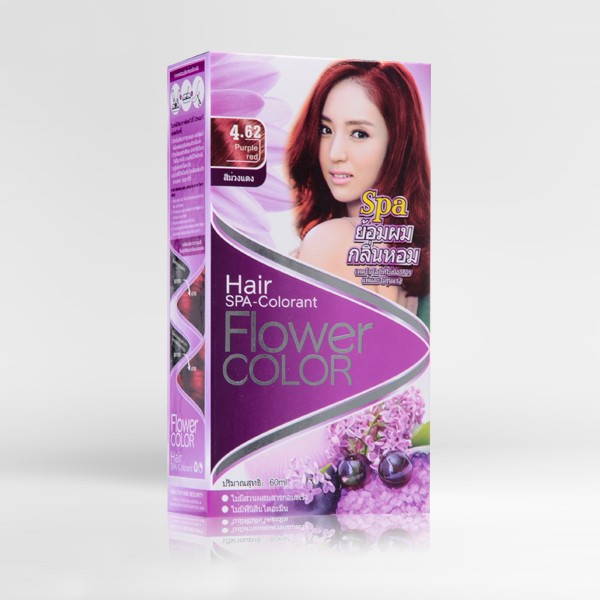 80ml*2 ppd free non allergic hair dye for SPA hair coloring