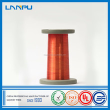 Good electrical and Heat Performance 14 awg enameled copper wire for rewinding of motors