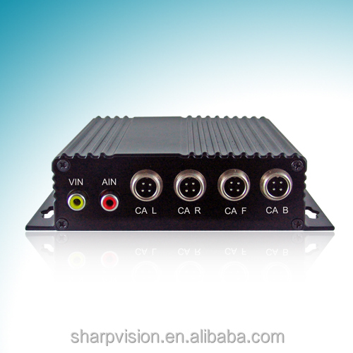 4 Channel Vehicle color Quad Multiplexer