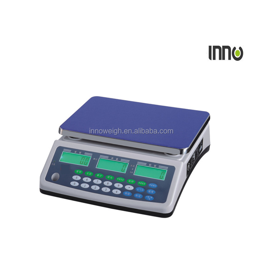 Compact Digital Counter Gram Scale