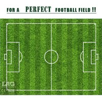 Cheap artificial grass for football field