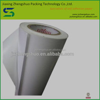 Chinese supplier customzied glossy adhesive label paper