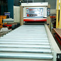 higher automatic Fiber cement board production line from Shandong Yurui
