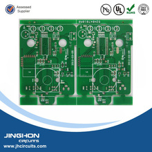 fr4 94v0 lead free hasl transparent solder mask pcb board