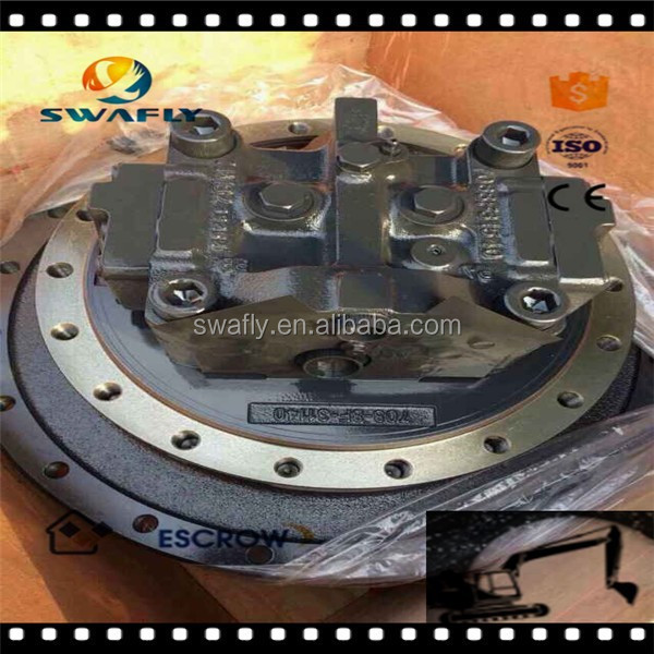 Guanzhou Supplied PC200-7 Track Drive ,PC200-7 Final Drive Group