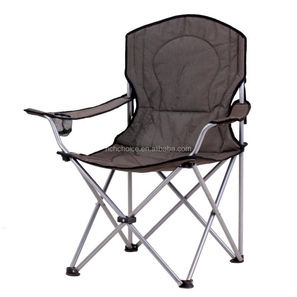 Deluxe Padded Steel Camping Folding Chair Buy Plastic Folding Chair Used Fo
