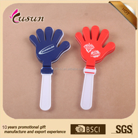Superior quality plastic cheering hand clapper directly from factory