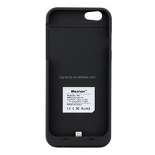 MFi Approved 3200mAh Battery Case For iPhone 6 6S