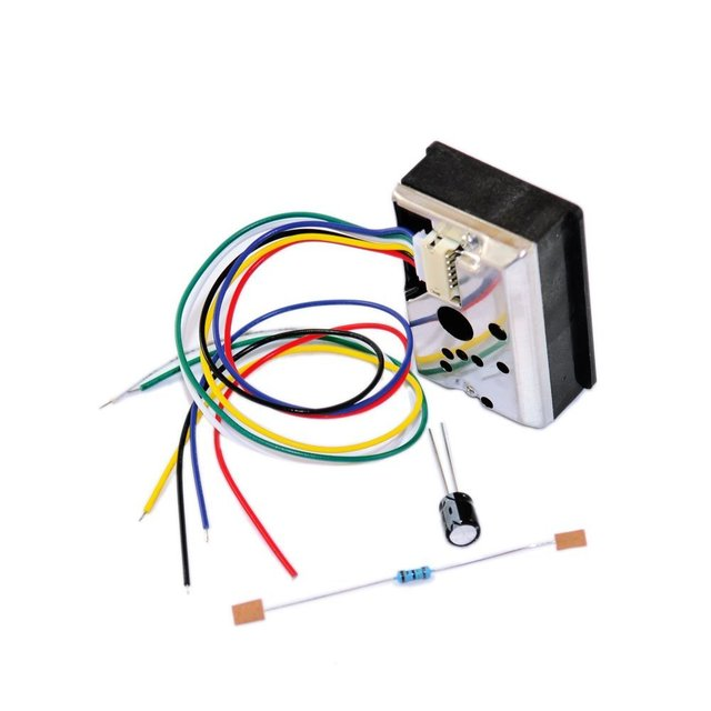 GP2Y1010AU0F PM2.5 Sensor Dust Module with Cable Code