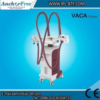 Anchorfree Improve Skin Immunity / Skin Tightening Slim Sonic Cellulite Reduction Machine (VACA Shape)