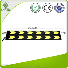 Top Quality Factory Price Flexible LED DRL COB Daytime Running Lights 10W for All Cars