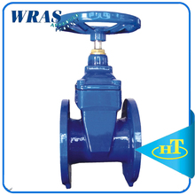 DIN3352 F4 Ductile Cast Iron Resilient Flanged Gate Valve