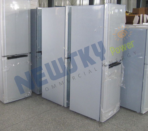 new product DC refrigerator refrigerator for vegetable solar general refrigerator