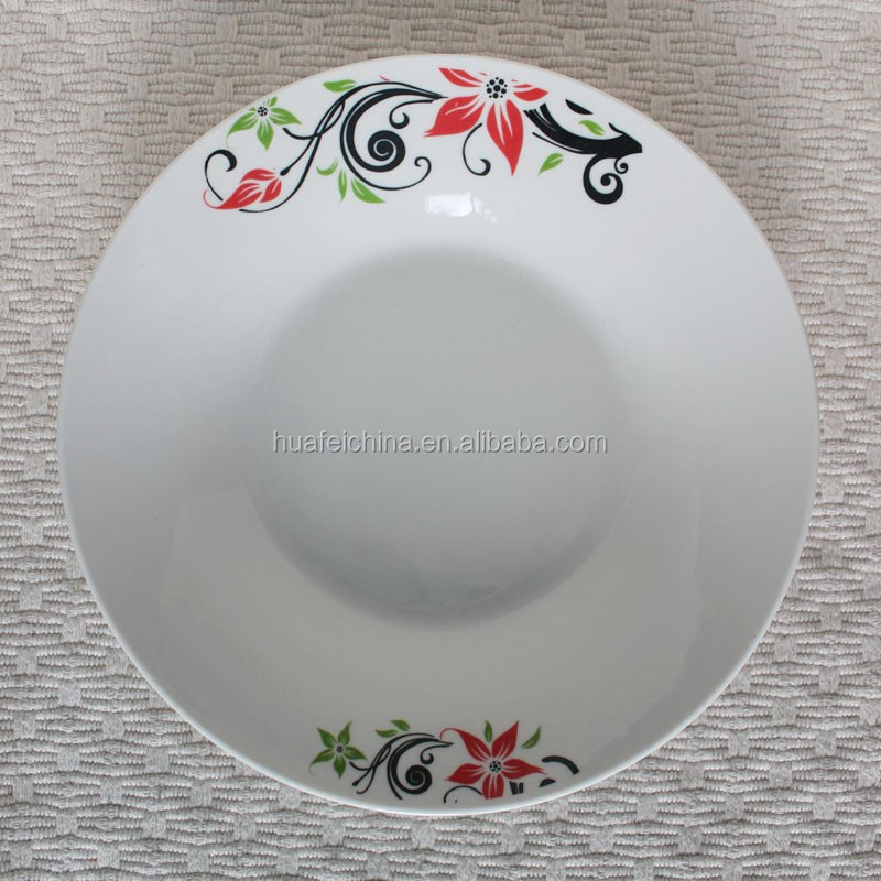 poland porcelain plate set,home used plates,ceramic garlic grater plate