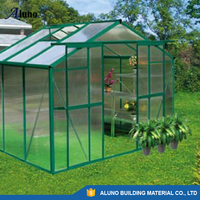 Polycarbonate House or a Hothouse