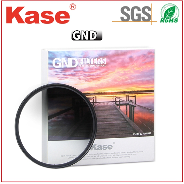 Kase neutral density graduated filters digital camera