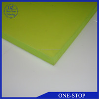 heat resistant silicone rubber sheet self-lubricating PU sheet colorful Polyurethane sheet