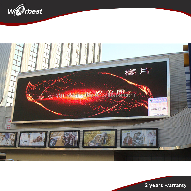 BIG Screen Video for Advertising ! Stage ! Sports Stadium ! full color P6 P8 P10 indoor outdoor  ...