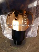 12 1/4 inch matrix body 5 wings diamond pdc bit hard rock drilling exploration core drills