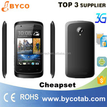 low price android 4.4 phone/china mobile phone free shipping/Pakistan screen touch smart phone