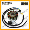 Motorcycle Stator for CG125/CG150/CG200/BAJAJ/GN with 100% Good Copper