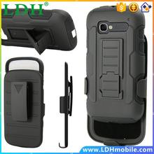 100pcs/lot Heavy Duty Future Armor Rugged Belt Clip Cell Phone Combo Holster Kickstand Case For Blackberry Q10 Cover Shockproof