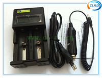 Universal super fast charger with LCD