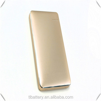 20 Years factory 12000mAh universal portable power bank