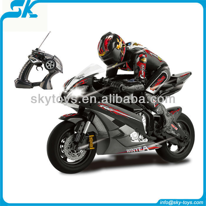 !remote control motor control rc rc toy motorcycle 1:5 rc motorcycle