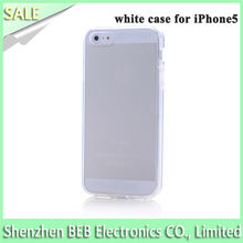 The cheapest 2014 new trendy plastic pc tpu case for iphone 5