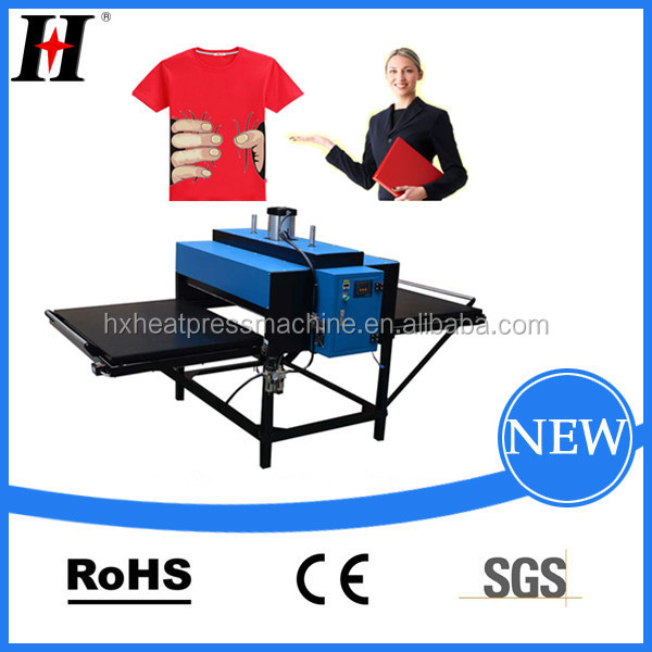 High Pressure harga borong large format heat press machine