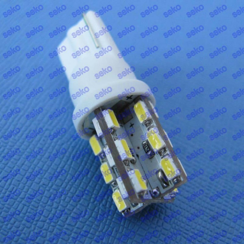 Hot selling T10 24SMD 3014 depo auto light