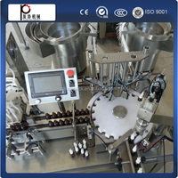 automatic high speed spray perfume filling machine