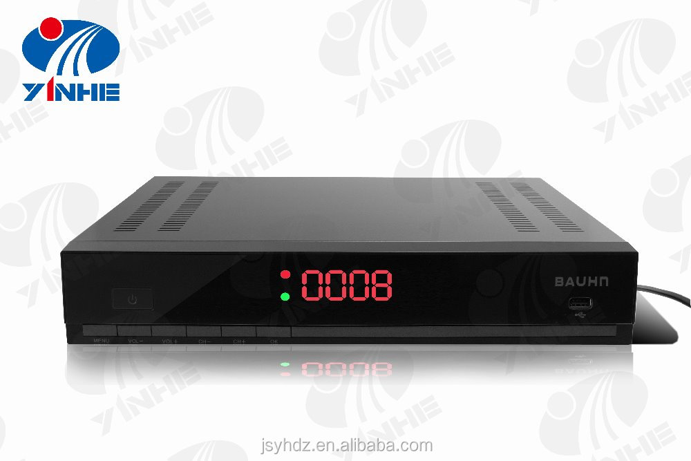 Scart output DVB-T DVB-T2 digital FTA free to air terrestrial receiver