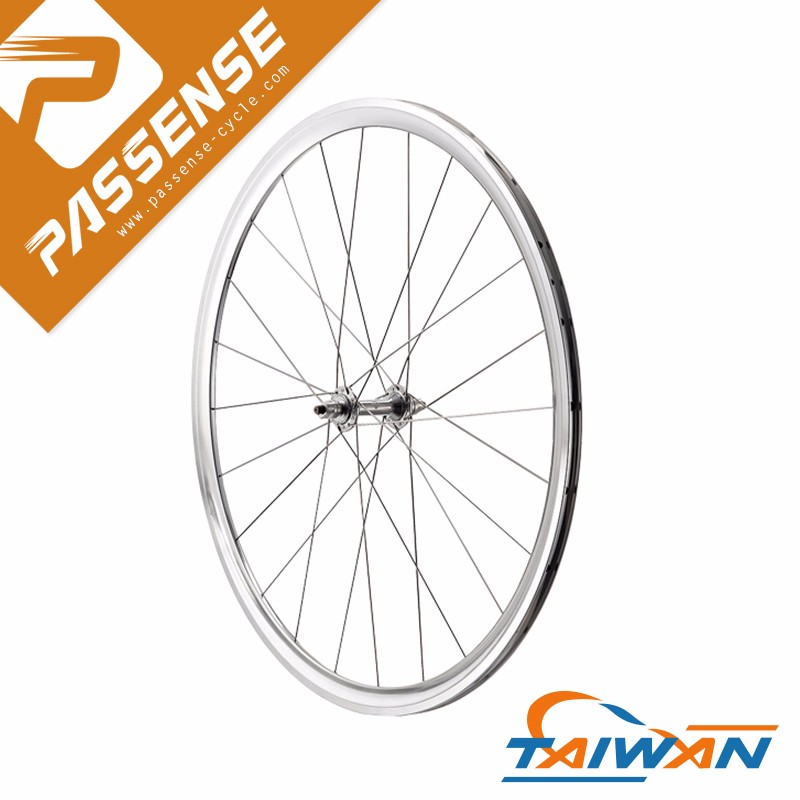 Taiwan made 2016 hot sale quality fixie bike 700C bicycle wheel set