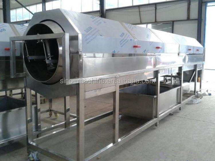 top quality walnut skin peeling processing equipment